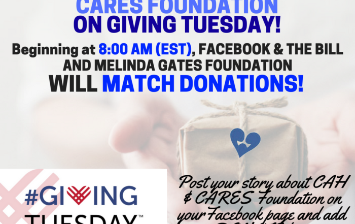 GIVING TUESDAY FB FUNDRAISING