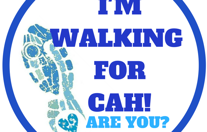 'M WALKING FOR CAHcrop