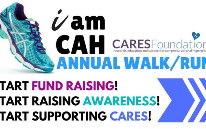 1 walk fundraising image
